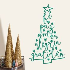Diy Christmas Ornaments, Christmas Wishes, Letter A Crafts, Lettering Tutorial, Christmas Activities, Xmas Cards, Xmas Decorations, Creative Gifts, Diy And Crafts