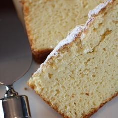 Ricotta Pound Cake by foodgal