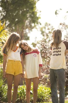 Get your buddies feelin' alright, alright, alright at @aclfestival in our exclusive festival merch! Don't forget to tag us in your new digs! #campcollection #campACLfest