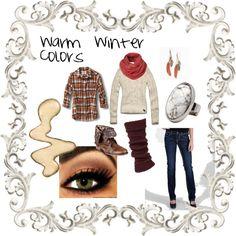 Warm Winter Colors
