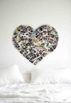 heart of photos. I wanna try this!