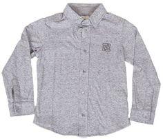 Fendi Button Down Jersey Shirt