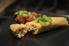 Brother Mark's Tamales from Everydaypaleo...so freakin delicious...pure paleo genius!!