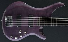 Vigier Bass Guitars:: Stock, Arpege V 5 string, Purple :: Custom hand made basses, exclusively at Bassdirect: For sale UK, EU