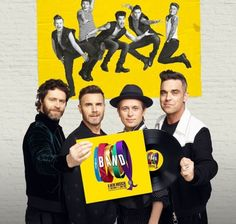 Gary Barlow brings BBC1's Let it Shine winners to Bristol Hippodrome in The Band musical