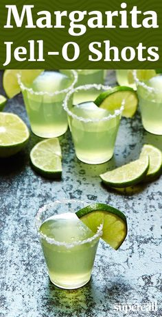 Margarita Jello Shot Margarita Jello Shot,Party Drinks If you're into the sweet-salty-tart magic of Margaritas and are looking for a way to turn up your next party, these jiggly Jello shots are the answer. Jello Shots Recept, Best Jello Shots, Jello Pudding Shots, Jello Shot Recipes, Alcohol Recipes, Party Recipes, Jello Shots Tequila, Lime Jello Shots, Drinks Alcohol