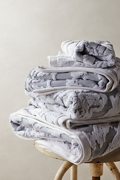 Woven Ombre Bath Towels $8-36 from Anthropologie