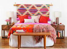 Selecionamos 20 ideias de cabeceiras para você deixar o cantinho da sua cama ainda mais acolhedor e personalizado