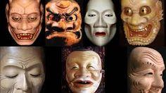 masque noh japon ile ilgili görsel sonucu
