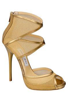 Jimmy Choo - Shoes - 2012 Pre-Fall