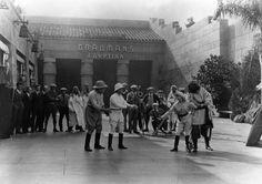 Grauman's Egyptian Theatre, Hollywood, 1922
