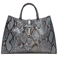 Gucci bag, $31,000, gucci.com.   - HarpersBAZAAR.com