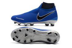 af7337a7035 Nike Phantom Vision Elite DF FG Soccer Cleats-Blue…