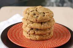 easy to make pb oatmeal cookies