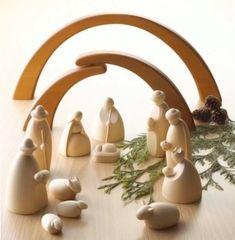 18 presépios diferentes para decorar o seu cantinho de Natal - Casa