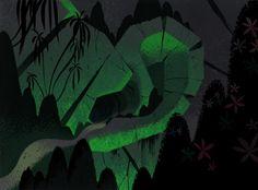 Flooby Nooby: Samurai Jack Background Art
