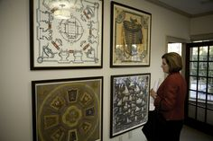 framed hermes scarves - Google Search