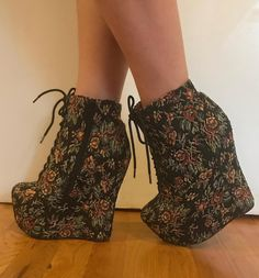 da9da998dedf Check out Jeffrey campbell for   89.00 on  Vinted