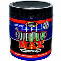 Gaspari Superpump Max, an energy boosting supplement, is very famous athletes' version of supplement. Famous athletes and sportsman from around the world take on this supplement product called Gaspari Superpump Max and get their required results. Best Pre Workout Supplement, How To Focus Better, Muscle Nutrition, Cool Typography, Coffee Cans, Cool Things To Buy, Bodybuilding, Cute Animals, The Incredibles