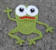 Ravelry: My little Frog pattern by Thomasina Cummings Designs... Free pattern!