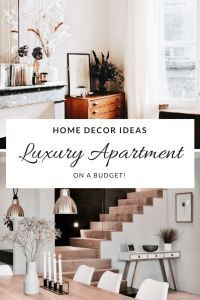 Easy Home Decor DIY - Inexpensive but refreshing information to design a truly impressive diy home decor on a budget decoration . This super suggestion pinned on this wonderful moment 20190218 , Post 6779413037 Diy Home Decor Rustic, Diy Home Decor On A Budget, Easy Home Decor, Decorating On A Budget, Home Decor Bedroom, Cheap Home Decor, Modern Decor, Room Decor, New York Penthouse