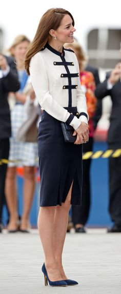 Kate Middleton's Most Fashionable Outfits