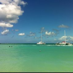 Aruba - one of the prettiest beaches ever!