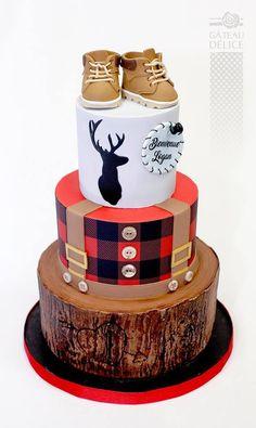 Jones-Oakley на доске lumberjack party ideas в 2019 г. Boy Baby Shower Themes, Baby Shower Gender Reveal, Baby Boy Shower, Baby Showers, Lumberjack Cake, Lumberjack Birthday Party, Baby Boy First Birthday, First Birthday Cakes, Birthday Ideas