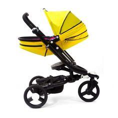 All Terrain Stroller and Baby Nest