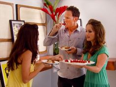 Giada's Party Essentials : Giada shares her party essentials list for any event, big or small.