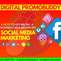 Digital Marketing Company in Ghaziabad - Promobuddy offering best Digital Marketing Services we cover all aspects of digital marketing like SEO, SMO, PPC. Mail Marketing, Digital Marketing Services, Content Marketing, Social Media Marketing, Seo Analysis, Digital India, Website Services, Existing Customer, Search Engine Marketing