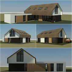 1000 images about architectuur aanbouw on pinterest for Goedkope prefab woningen
