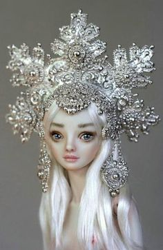 Enchanted Doll | By Marina Bychkova ? ?? by VoyageVisuel