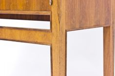 Rosewood Cabinet by Oskar Nilsson for Carl Bergsten, 1938 - Cabinets - Storage - Furniture