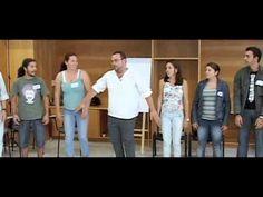 Oficina: O Brincar - Brincadeira Toc Patoc - Instituto Fazendo História - YouTube