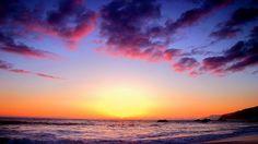 Beautiful Sunset Desktop Computer Wallpaper