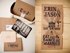 Convite de casamento #convites #casamento