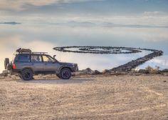 100 series Land Cruiser
