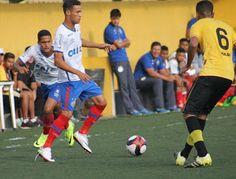 Blog Esportivo do Suíço:  Bahia empata com o São Bernardo e vai à segunda fase da Copa São Paulo