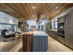 235 South Eudora Street | Denver | milehimodern.com Like the two toned island