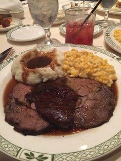 lawry's beverly hills steak!