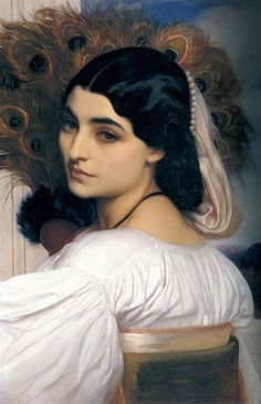 Античные сюжеты в живописи Фредерика Лейтона