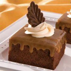 To make Chocolate Turtle Cake is easy and quick. Ingredients to make Chocolate Turtle Cake Chocolate Turtle Cakes, Chocolate Desserts, Homemade Chocolate, Mini Cakes, Cupcake Cakes, Cupcakes, Just Desserts, Delicious Desserts, Chocolates