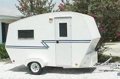 The Do-It-Yourself Squidget Tiny Travel Trailer Plans