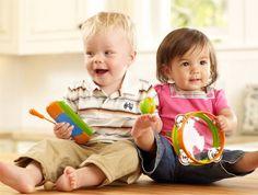 A importância de introduzir música para as crianças desde cedo.
