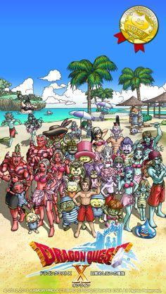 Blue Dragon, Dragon Ball Z, Dragon Quest X, Pokemon, Dragon Warrior, Anime Fight, Sword And Sorcery, Retro Video Games, Art Archive
