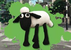 Shaun the Sheep Knit