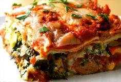 Vegetable Lasagne Recipe