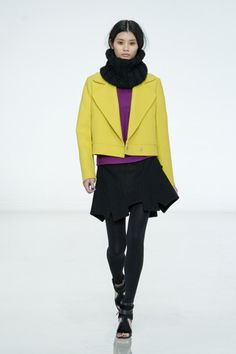 Affordable Luxury Fashion- Prabal Gurung for ICB, Fall 2012 digital fashion show