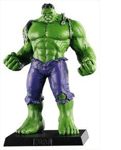 Marvel Figurines - Edição Especial Hulk | Loja Eaglemoss - Coleções
